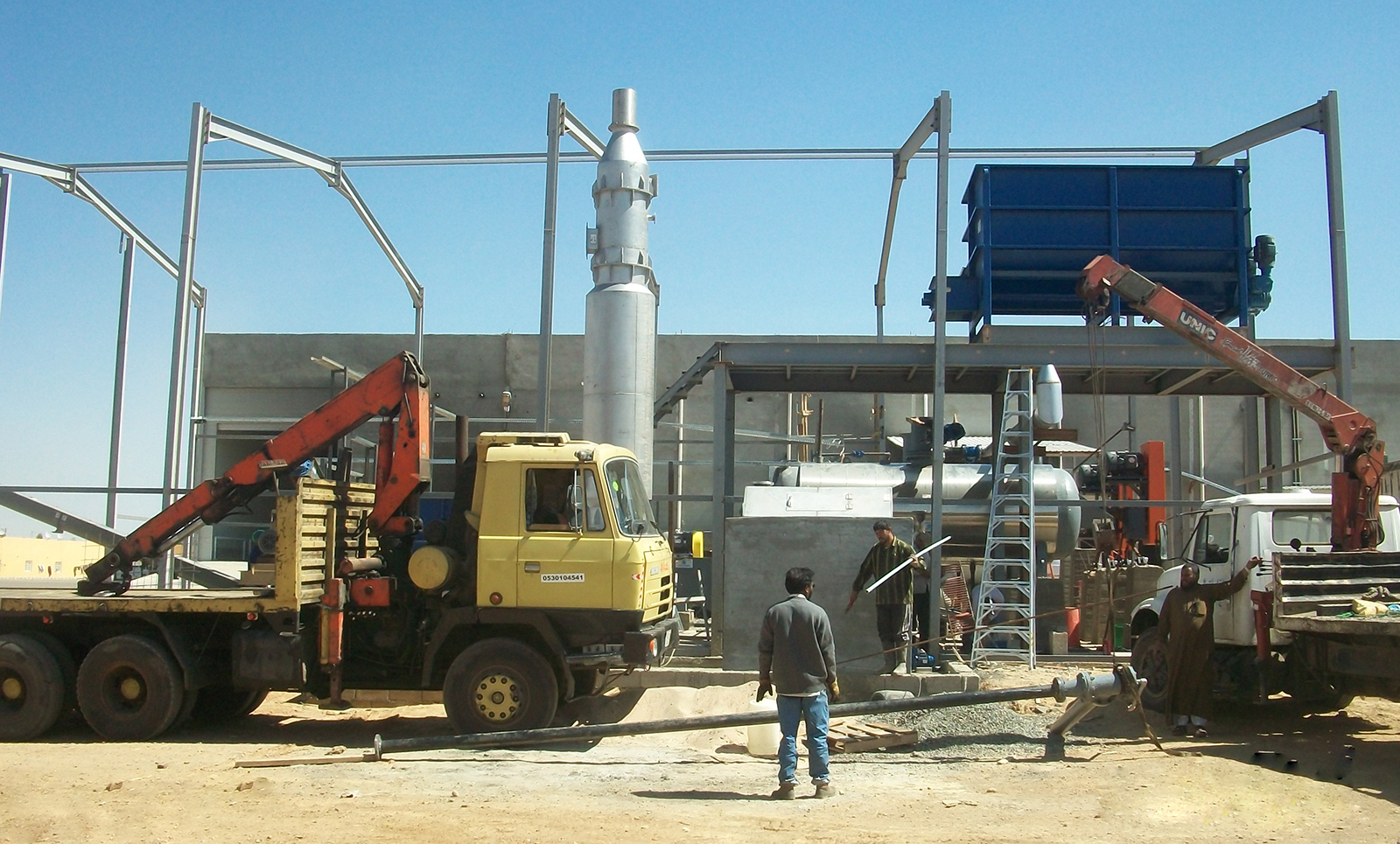 Poultry Rendering Plant 2