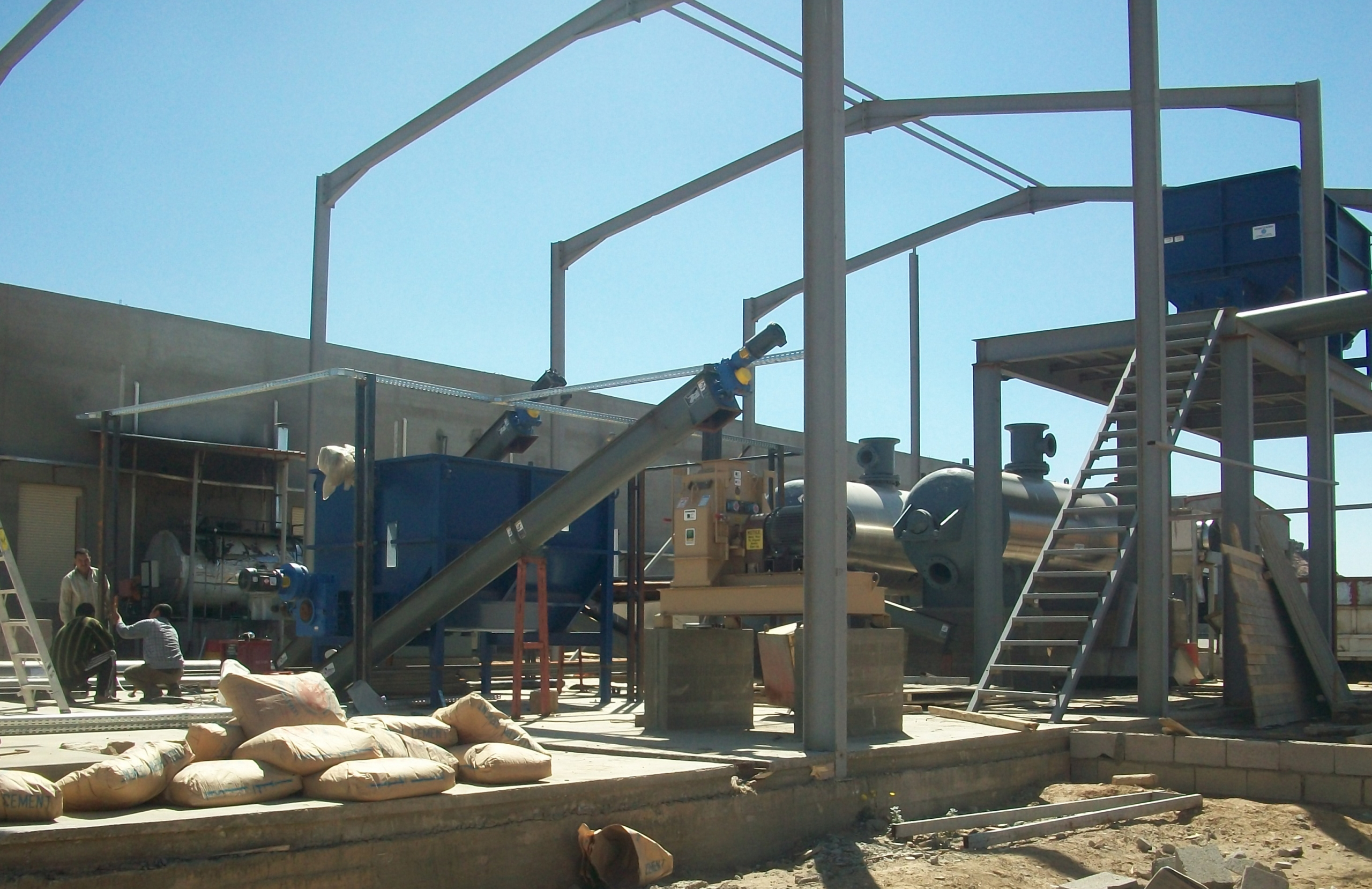 Poultry Rendering Plant 4