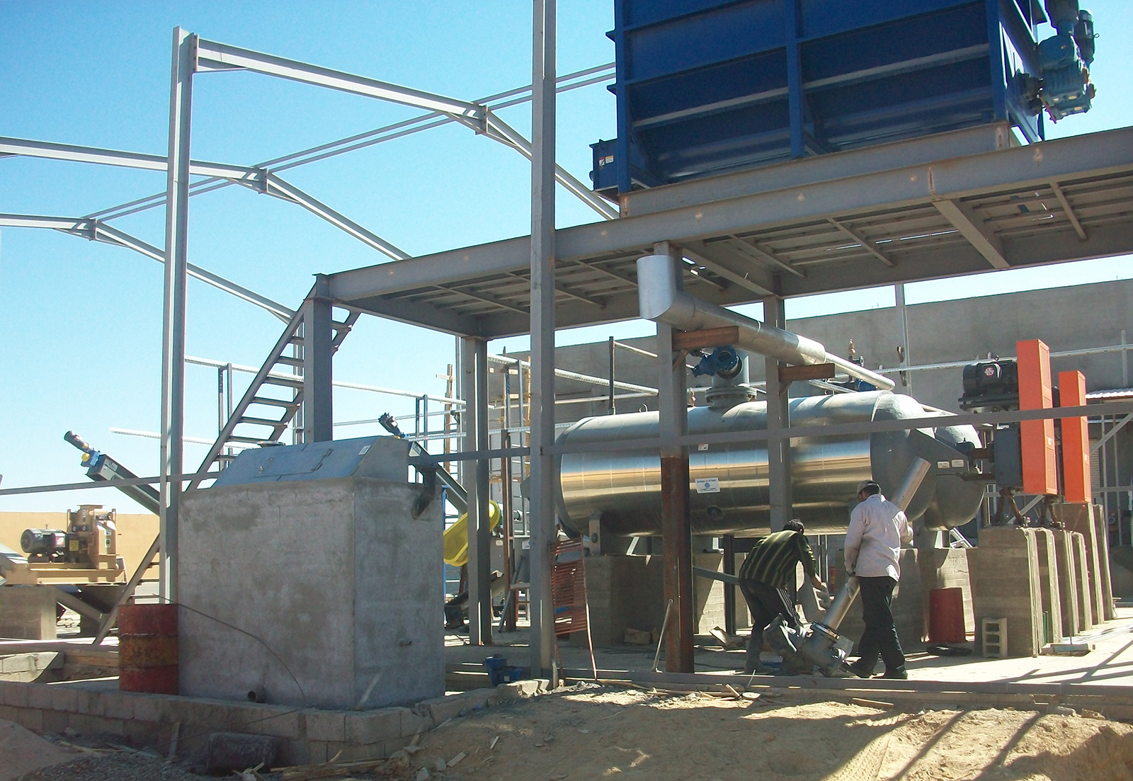 Poultry Rendering Plant 5
