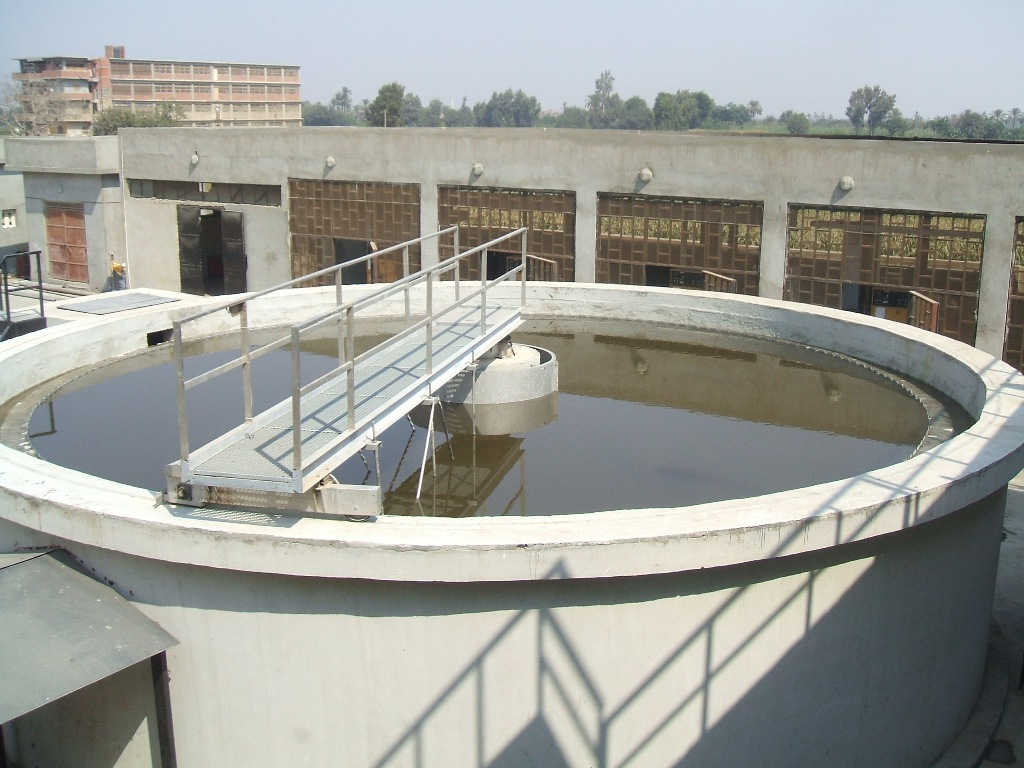 Waste Water Clarifier
